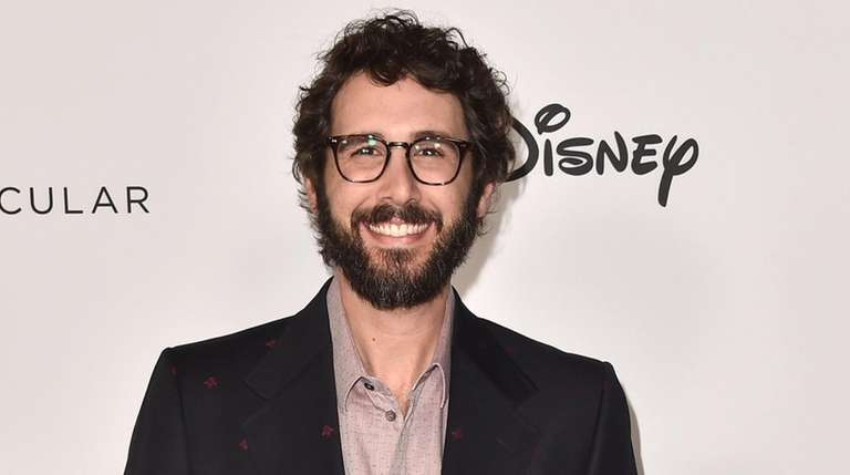 Josh Groban attends Mickey's 90th Spectacular at The