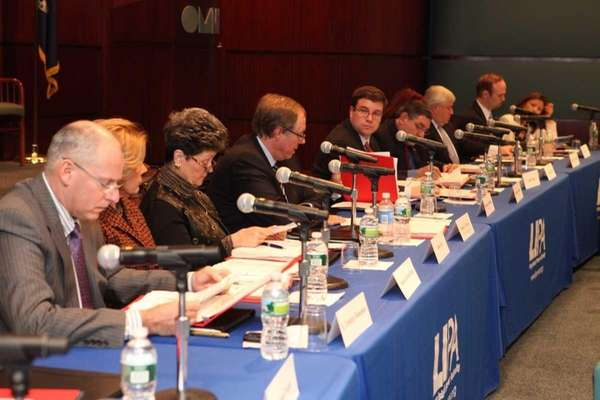 The board of the Long Island Power Authority