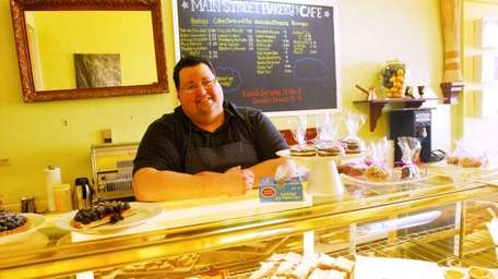 Michael Mignano is the chef at Main Street