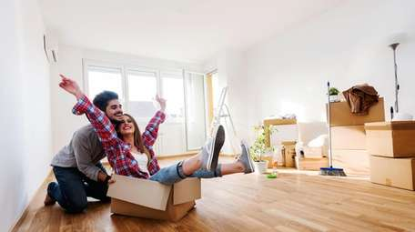 While in some ways, buying that first home
