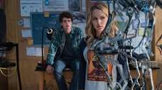 Carter (Israel Broussard), left, and Tree (Jessica Rothe)