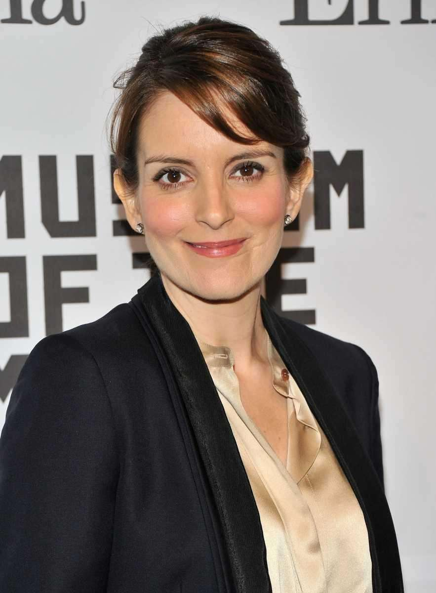 Actress Tina Fey attends the Museum of the