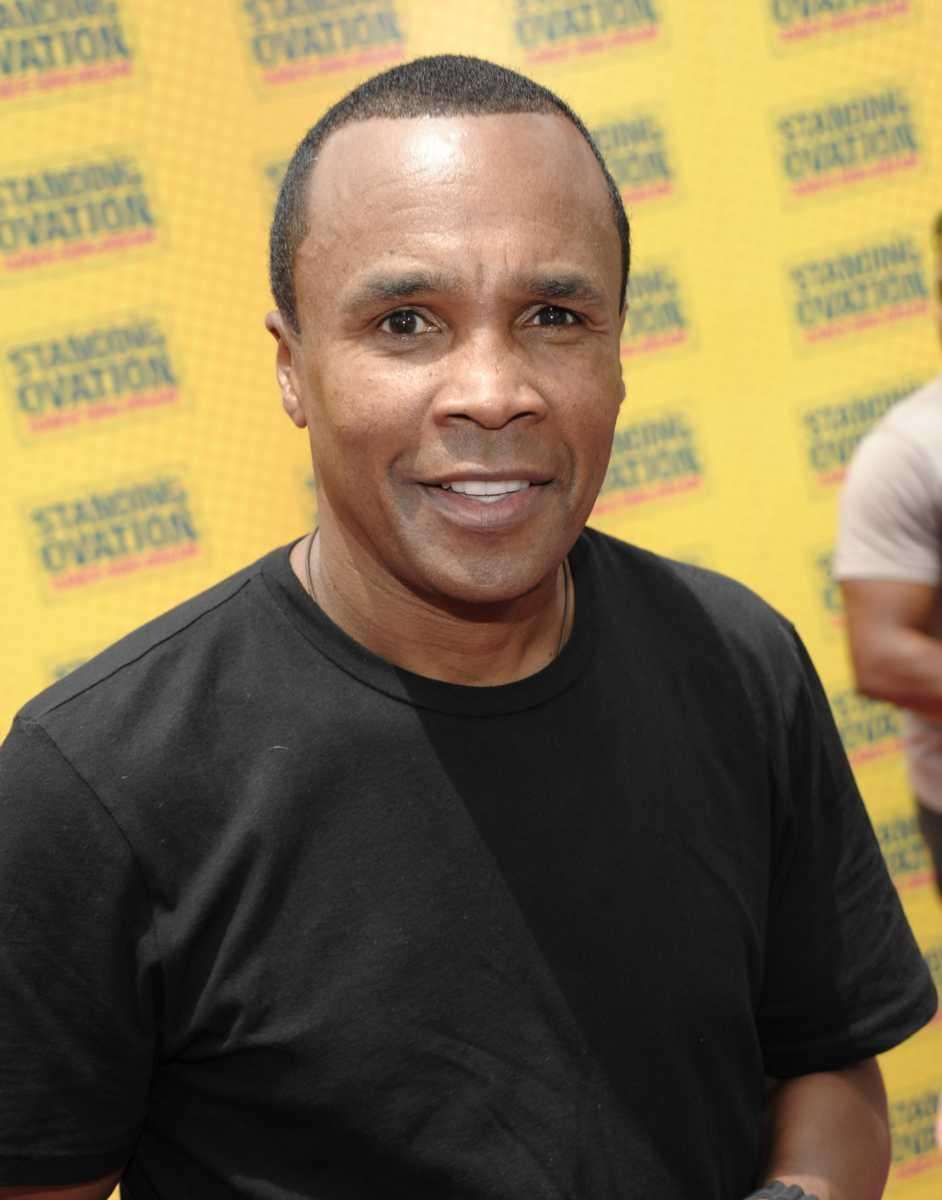 SUGAR RAY LEONARD Welterweight champ for years; should