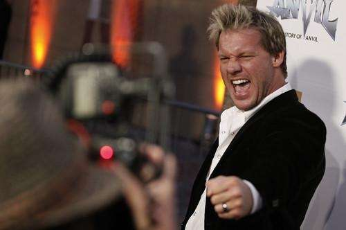 CHRIS JERICHO Major wrestling star and would-be reality