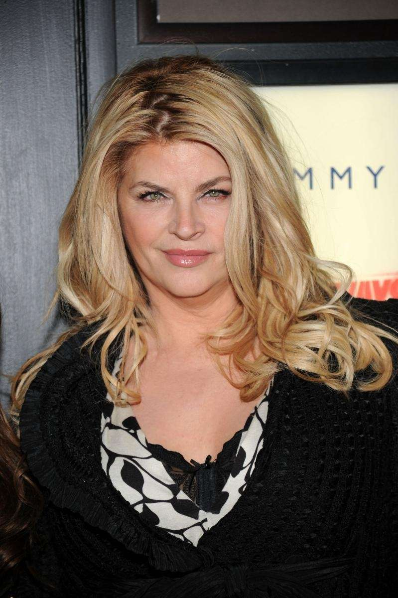 KIRSTIE ALLEY Rebecca Howe from