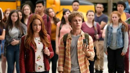 Sadie Stanley and Sean Giambrone star in Disney's