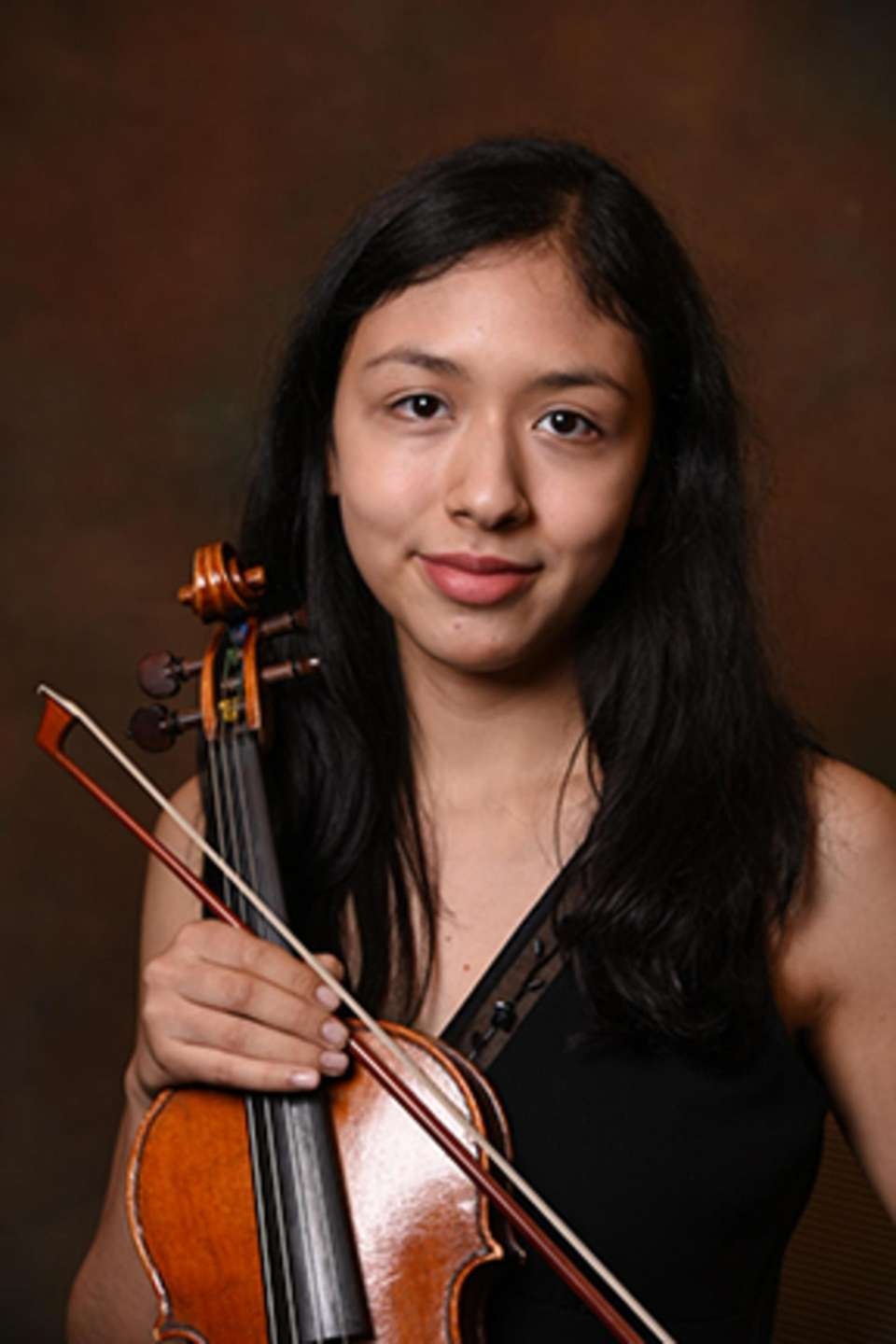 Music for Christine Ramirez is about the challenge,