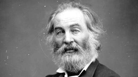 Walt Whitman sat for this portrait by pioneer