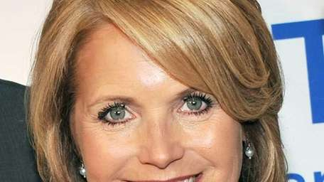 Katie Couric, CBS Evening News anchor and managing