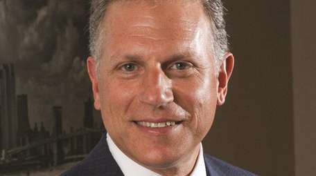 Attorney Marc Hamroff, managing partner at Moritt Hock