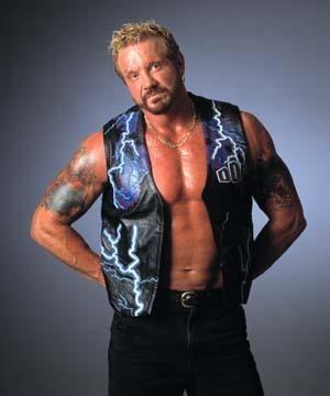 Former WCW, WWE wrestler Diamond Dallas Page.