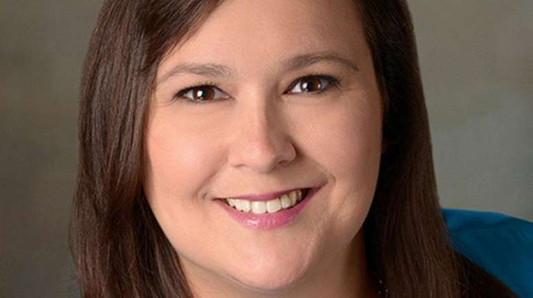 Jennifer Cooper of Huntington has been promoted to