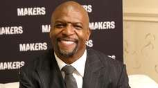 Terry Crews attends the 2019 Makers Conference on