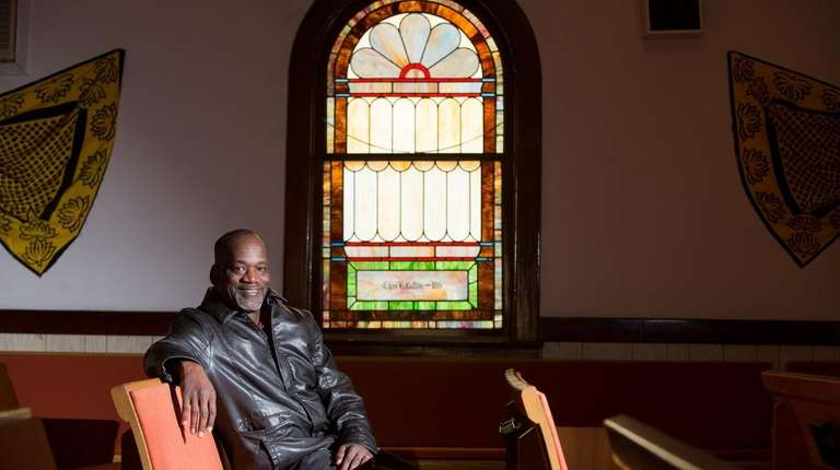 The Rev. Larry D. Jennings Sr. of Bethel