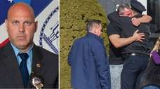 NYPD Det. Brian Simonsen was killed in a
