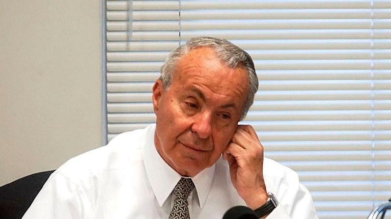 David Mack, then Vice Chairman of the MTA