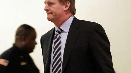 CHANTILLY, VA - MARCH 02: NFL Commissioner Roger