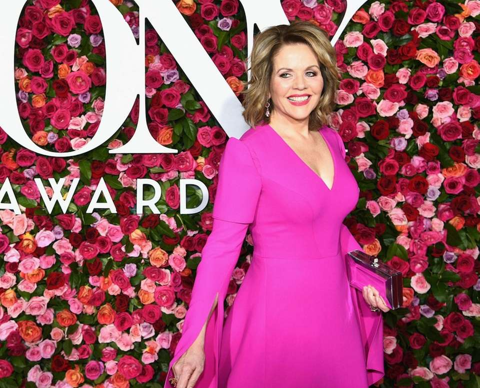 Opera singer Renee Fleming, born in 1959.