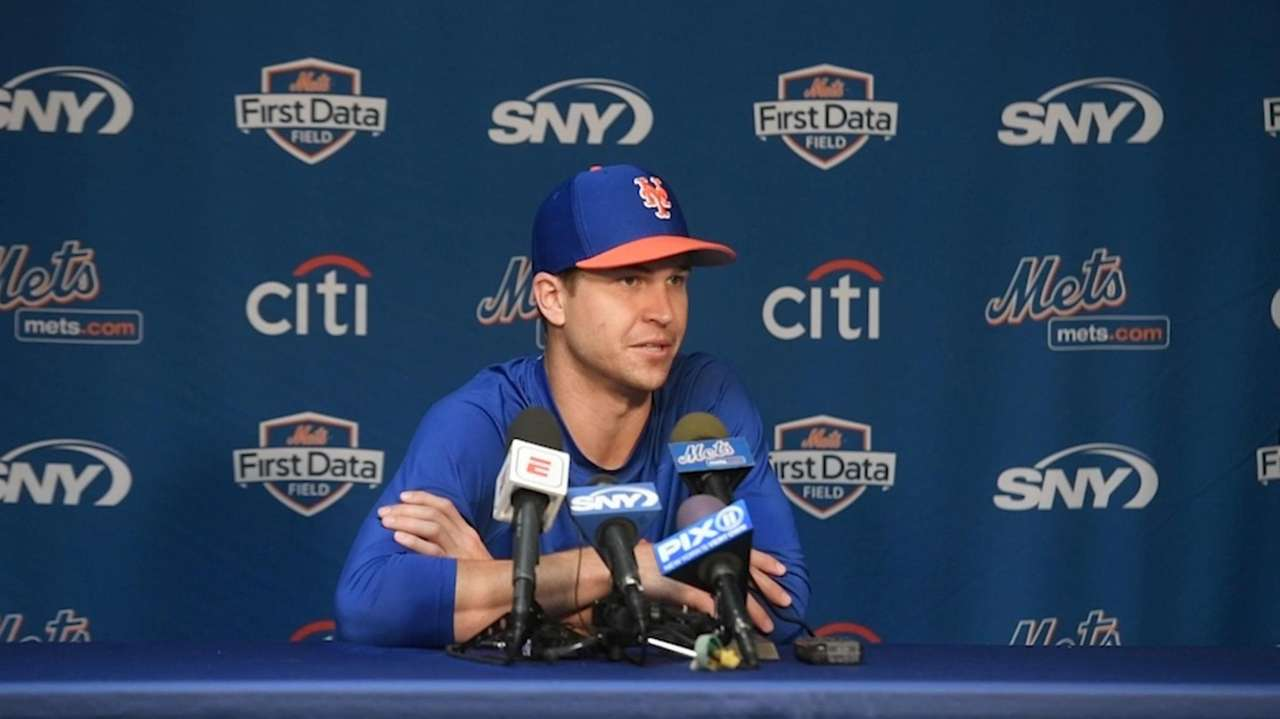 In his first press conference since setting an