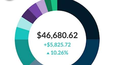 M1 Finance - (iOS, Android; free) - One