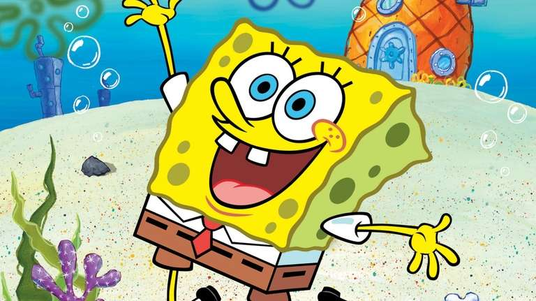 "Nickelodeon will mark the 20th anniversary of ""SpongeBob"
