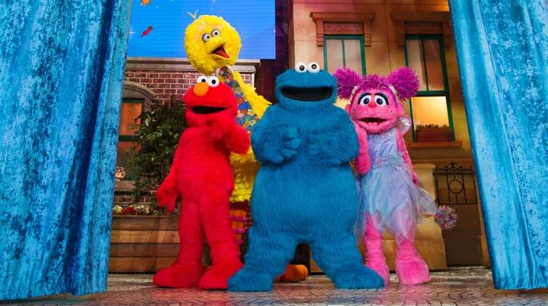 """Sesame Street Live!"" welcomes little ones in the"