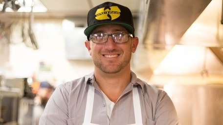 Chef Jeremy Blutstein is moving to Montauk for