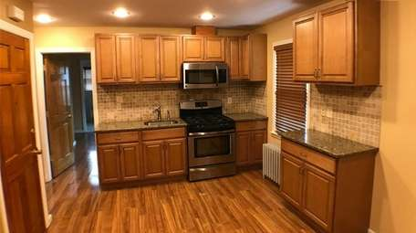 This Syosset apartment is available for rent for