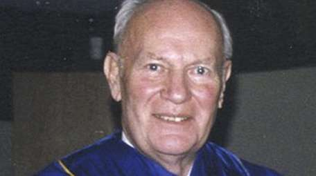 Bruce Lister, 96, of Baldwin, who worked at