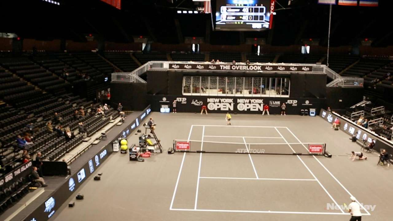 On Thursday, No. 6-seed Sam Querrey discussed his