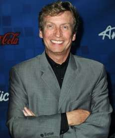 """American Idol"" executive producer Nigel Lythgoe."