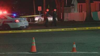Police are investigating a hit-and-run crash that happened