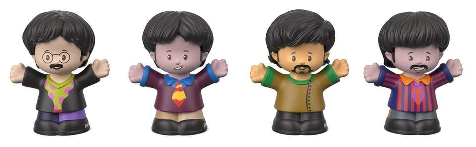 This special edition Little People figure pack comes