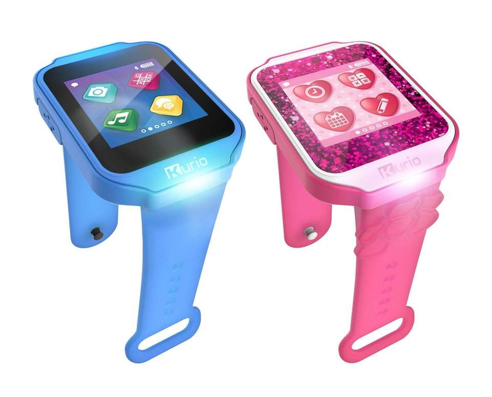 The Kurio Glow Watch is a smartwatch for