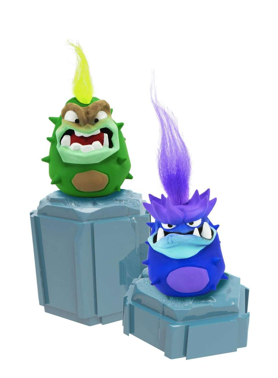 These mini versions of the popular Grumblies characters