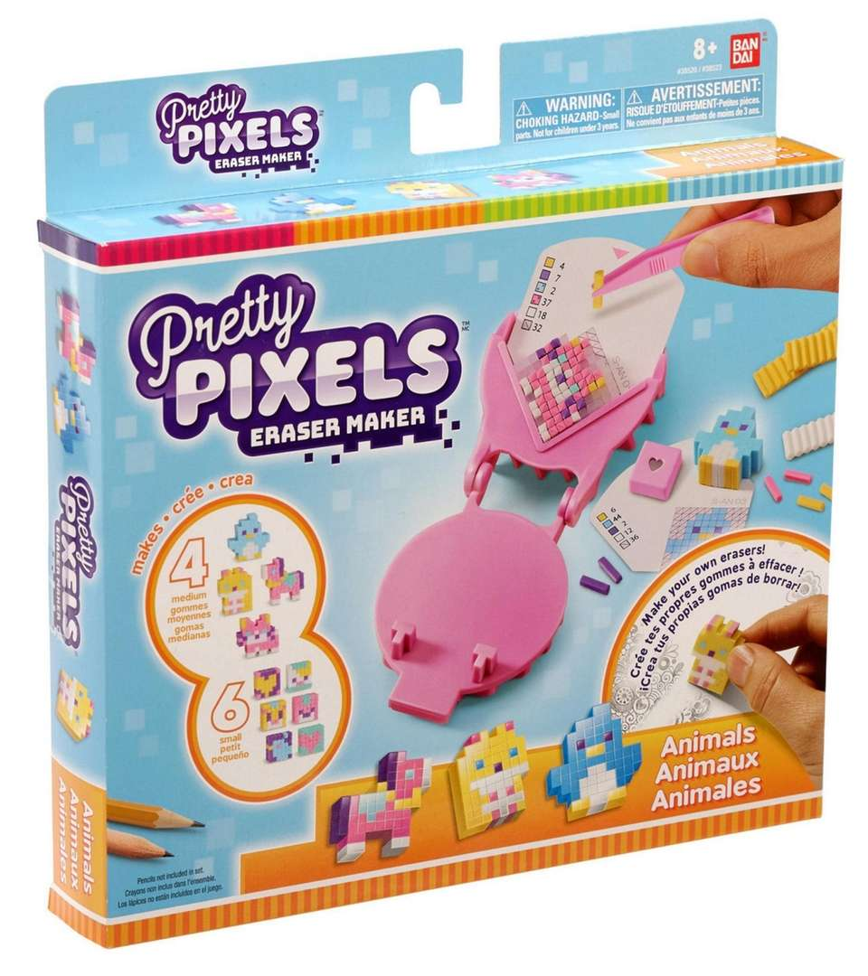 With this playset, kids can create, design and