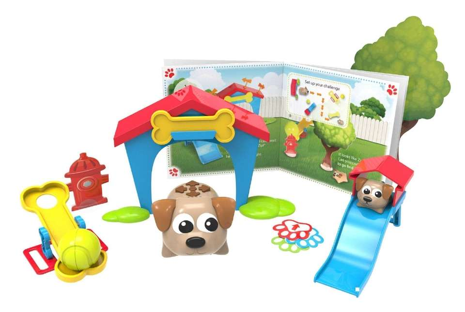 Ranger and Zip, the Coding Critters, introduce preschoolers