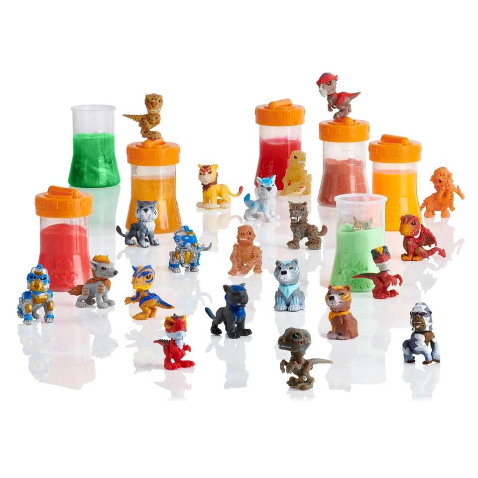Unveil these mini collectibles from the common Untamed