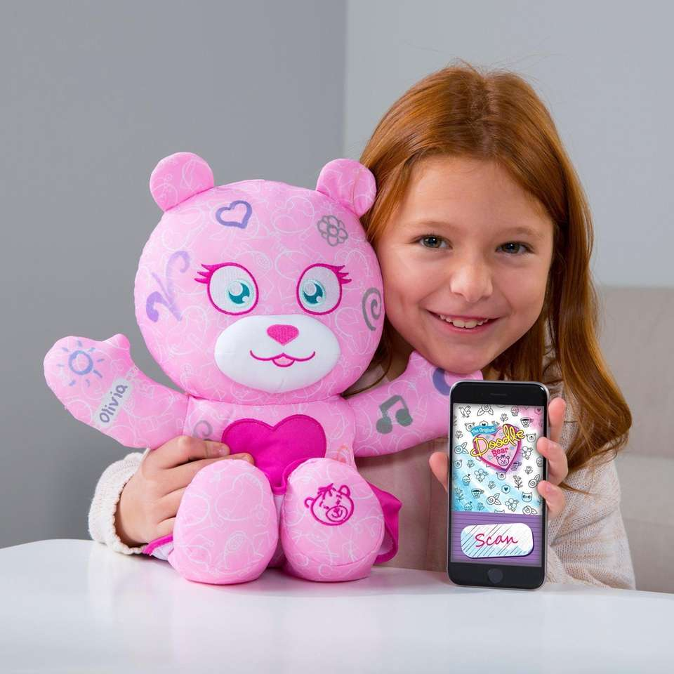 The Doodle Bear from the '90s is making