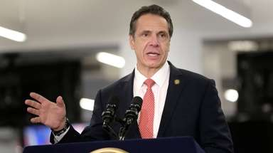 Gov. Andrew M. Cuomo's amendments to his budget