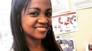 Tracy Sandy-Ali of Dix Hills, regional director of