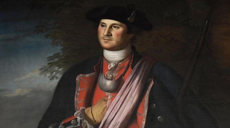 George Washington understood who was boss