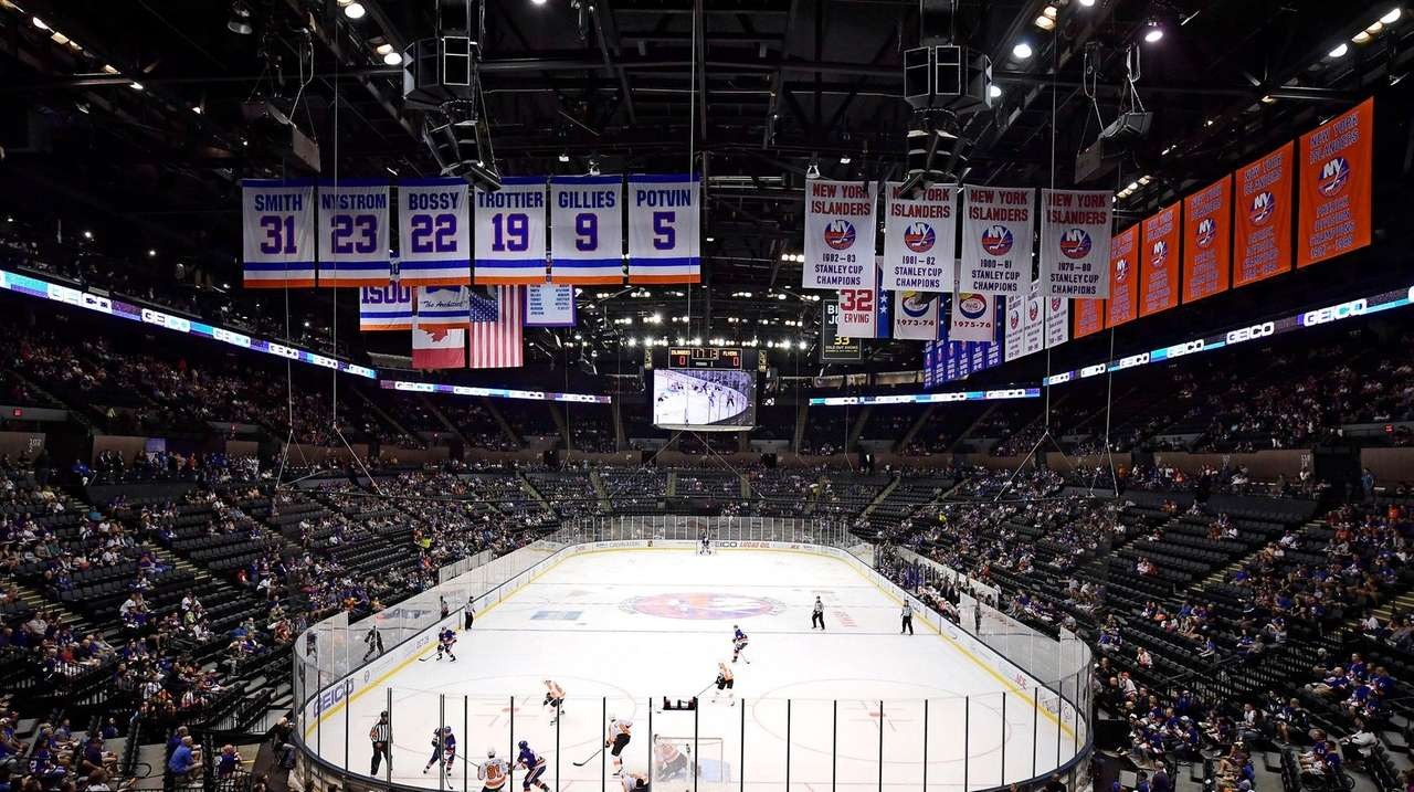 If Islanders Make Playoffs First Round Will Be At