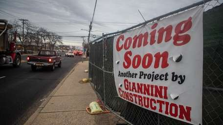 The property at 840 Montauk Hwy. in Copiague,