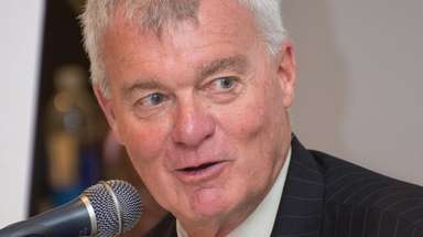 Bill Mannix, executive director of the Islip IDA,