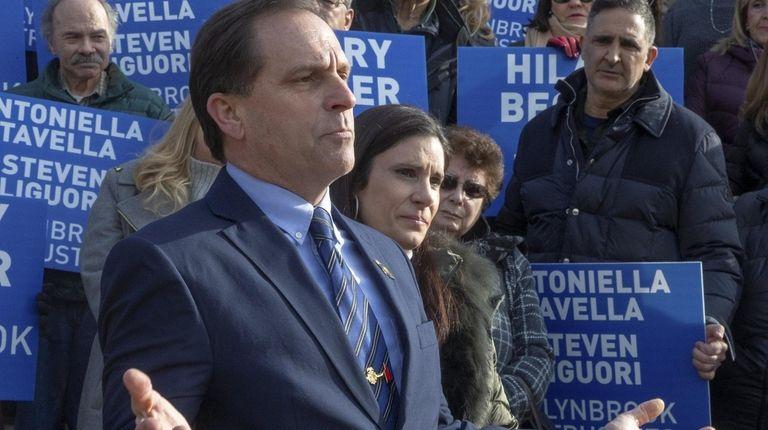 Deputy Mayor Hilary Becker, seen on Jan. 2,
