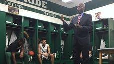 Bernard Tomlin, SUNY Old Westbury men's basketball head