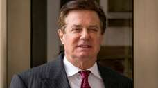 Paul Manafort, President Donald Trump's former campaign chairman,