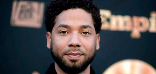 "Actor and singer Jussie Smollett attends the ""Empire"""