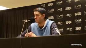 John Isner defeated Jordan Thompson, 6-4, 6-1 at